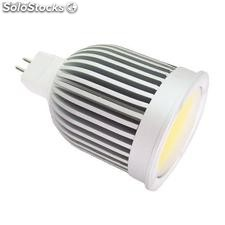 Alto brillante bombilla led mr16 5w