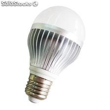 Alto brillante smd 5630 lamparas led e27 bombillas 7w