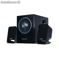 altoparlanti per pc 2.1 wintech s-109 con subwoofer 68991