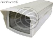 Aluminum CCTV Camera Housing (Silver 90x77x225) (CV05)