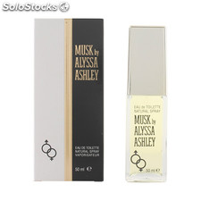 Alyssa Ashley - MUSK edt vaporizador 50 ml