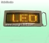 amarillo led buckle (mol721)