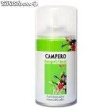 Ambientador campero tronic bouquet srpay 250 ml.