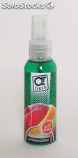 Ambientadores de coche spray Frutos rojos 50 ml.