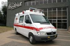 Ambulancias Forza 4x2 AEA Marca : Mercedes Benz Sprinter 313CDI