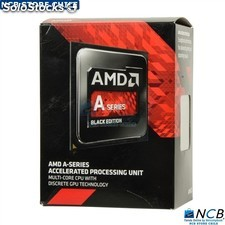 Amd A10-7850K 3.7Ghz 4Mb Fm2+ 95W negro Edition