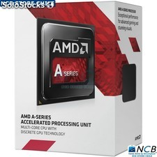 Amd A4-7300 (3.8Ghz) 1Mb Hd8470D Fm2 65W
