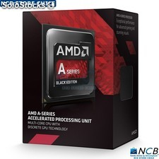 Amd A8-7650K 3.3 Ghz 4 Cores 4 Threads 4 m