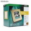 AMD Athlon 64 X2 3600+, 2.0 GHz Dual Core Socket AM2