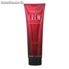 American Crew - firm hold styling gel 390 ml
