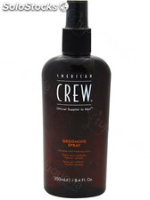 American Crew Grooming Spray | Spray para Acabado Fijación Variable 250ml.