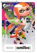 Amiibo Splatoon Girl Character