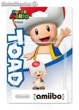 Amiibo Super Mario Collection Toad Character