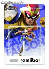 Amiibo Super Smash Bros Captain Falcon Character