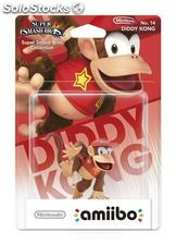 Amiibo Super Smash Bros Diddy Kong Character