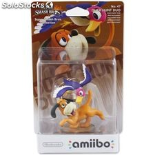 Amiibo Super Smash Bros Duck Hunt Duo Character