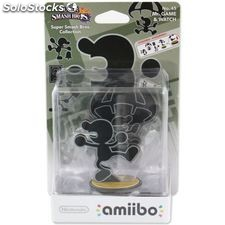 Amiibo Super Smash Bros Mr Game and Watch Character