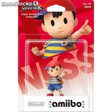 Amiibo Super Smash Bros Ness Character