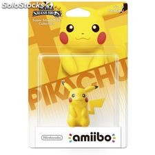 Amiibo Super Smash Bros Pikachu