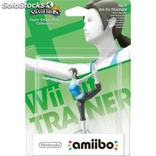 Amiibo Super Smash Bros Wii Fit Trainer Character
