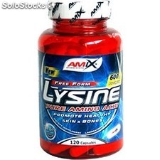 Amix Lysine 600 mg 120 caps