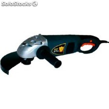 Amoladora 230mm. 2.500W.0-6.000 rpm