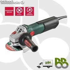 Amoladora angular METABO 1250 W disco de 125 mm