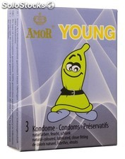 Amor Young 3 pcs pack