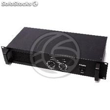 Amplificador audio 120W PD200 rack (XS01)