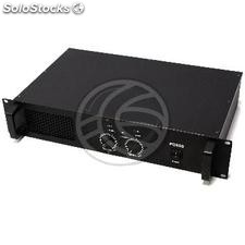 Amplificador audio 230W PD800 rack (XS03)