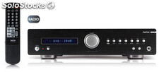 Amplificador estéreo Hi-Fi con sintonizador digital AM/FM FONESTAR AS-150R