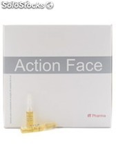 Ampollas action face 20x2ml antiarrugas it pharma
