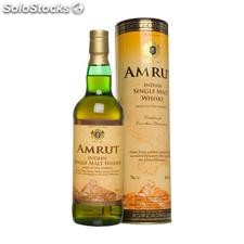 Amrut single malt whisky 46% // whisky del mundo