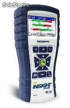 Analizador de gases Insight plus