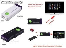 Android en Tu t.v Goole Android 4.0 Mini Pc