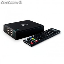 Android tv box 3GO APLAY3 - qc 2GHz - 8GB - 1GB ram - hdmi - 4xUSB - lan - wifi