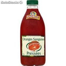 Andros jus orange sanguine 1L