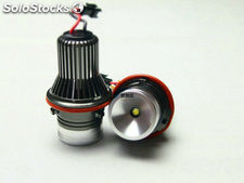 Angel eyes bmw luz blanca cree led 10 w (E39, E53, E60, E61, E63, E64, E65, E81,