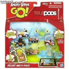 Angry Birds A6031 Go! Deluxe Multipack