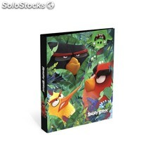 Angry birds classeur A4