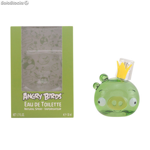 Angry birds green edt vaporisateur 50 ml