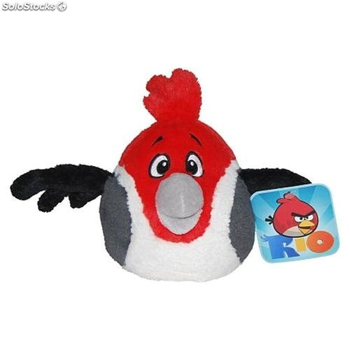 Angry Birds Toys With Sound : Angry birds rio official inch soft plush toy pedro