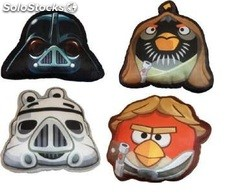 Angry Birds Star Wars Cojines Peluche