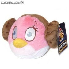 Angry birds star wars plush 8 inch princess leia cuddly toy official
