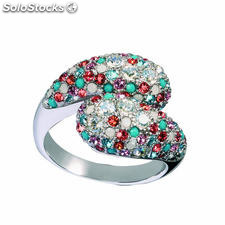 Anillo Mujer Glamour GR33-24 (19 mm)