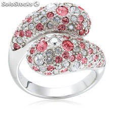 Anillo Mujer Glamour GR33-92 (19 mm)