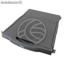 Annso 1 console port KVM rack 1U 580mm US (RK84-0002)