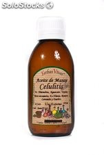 Anti Cellulite Massage Öl 200 ml. 150 + 50 ml