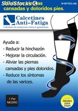 Anti-fatiga calcetines