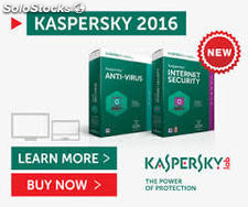 Anti virus kaspersky 3poste 1ans version 2016